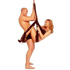 Spinning Sex Swing TLC