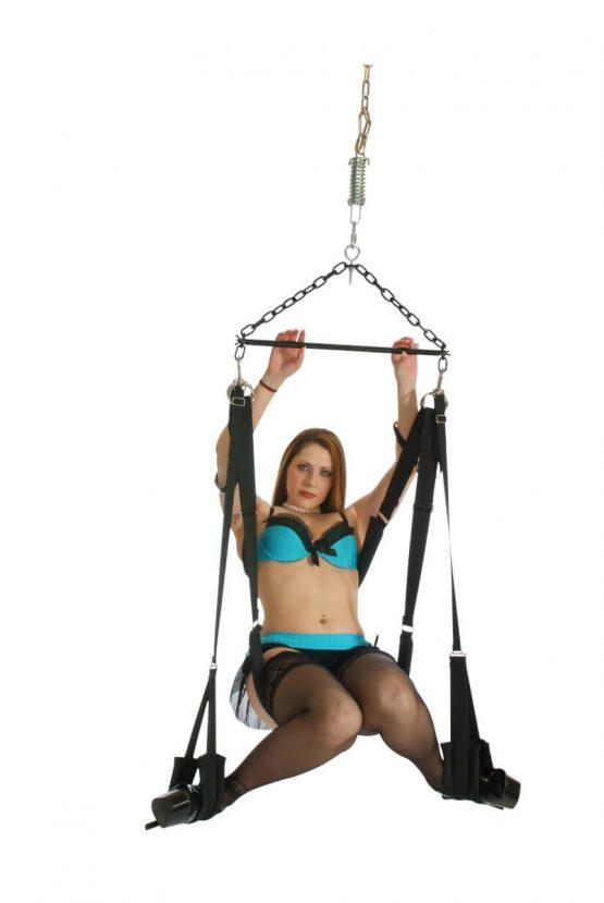 Screamer Single Hook Sex Swing