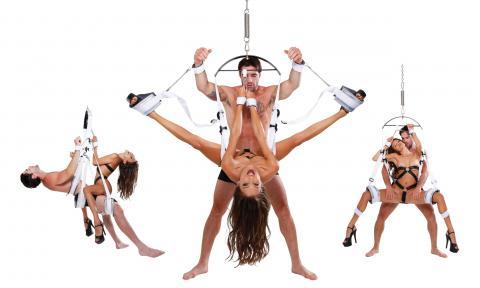 Fetish Bondage Swing