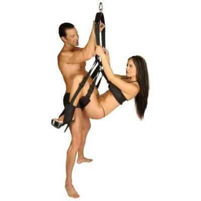 deep penetration in the TLC Sex Swing